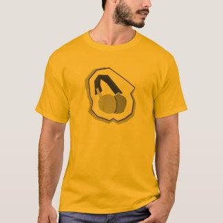 T-shirt Écouteurs malpropres