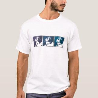 T-shirt Écran argenté