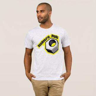 T-shirt écrou excentrique
