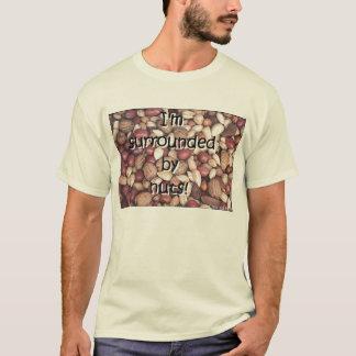 T-shirt écrous