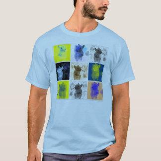T-shirt Écureuil au néon