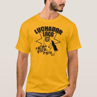 T-shirt Écureuil de lutte mexicain Paco