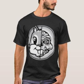 T-shirt Écureuil de robot