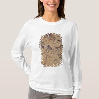 T-shirt Edgar Degas | douze études des femmes dans le