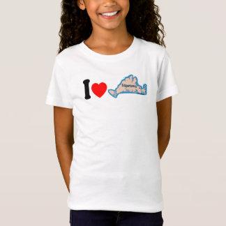 T-Shirt Edgartown mA - Conception de carte
