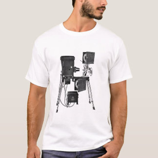 T-shirt Edison Kinetiscope