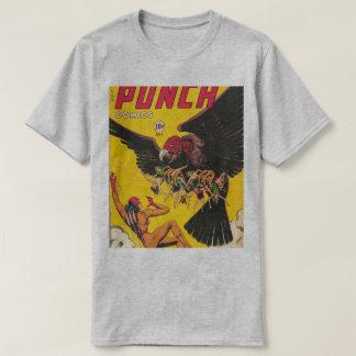 T-shirt Édition d'héritage de bandes dessinées de poinçon