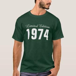 T-shirt Édition limitée 1974