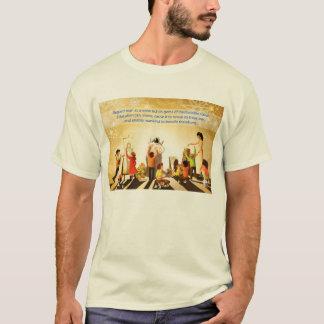 T-shirt Éducation