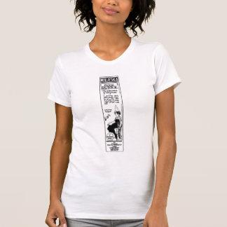 T-shirt Éducation de Billie Burke d'Elizabeth 1921