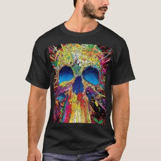 T-shirt Effet psychédélique