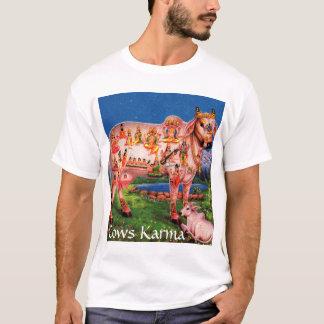T-shirt effraye le vishnu de gomatha