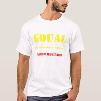 T-shirt Égalité de mariage