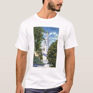 T-shirt Église universaliste