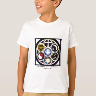 T-shirt Église universaliste unitarienne Rockford, IL