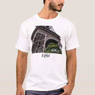 T-shirt Eiffel