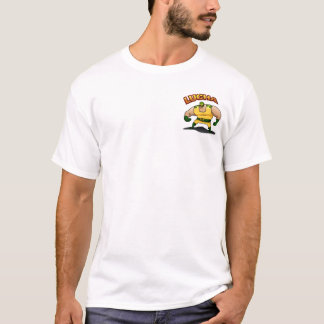 T-shirt EL Luchador - flamme