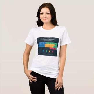 T-shirt Éléments de la consultation d'école