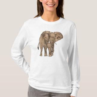 T-shirt Éléphant africain