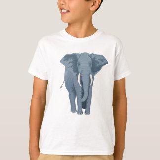 T-shirt Éléphant majestueux