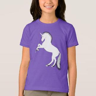 T-shirt Élevage de la licorne blanche