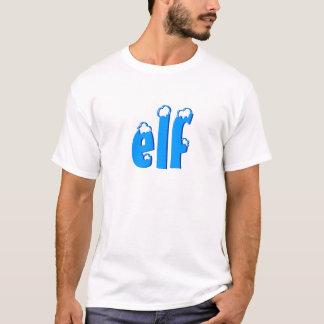 T-shirt elfe neigeux
