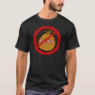 T-shirt Éliminez la dette
