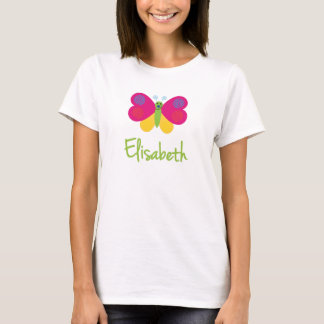 T-shirt Elisabeth le papillon