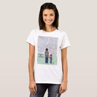 T-shirt Elle a persisté (la maternité)