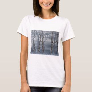 T-shirt Elle a sucé la couleur hors du monde