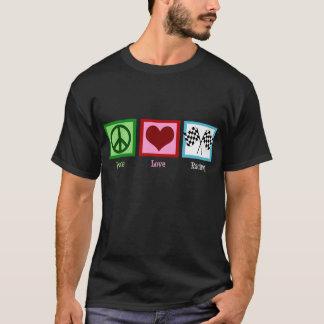 T-shirt Emballage automatique d'amour de paix