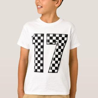 T-shirt emballage automatique numéro 17