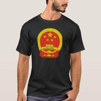 T-shirt Emblème république populaire de Chine