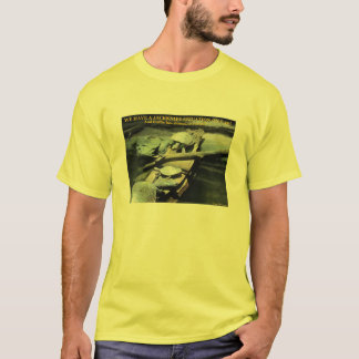 T-shirt Embouteillage de tortue !