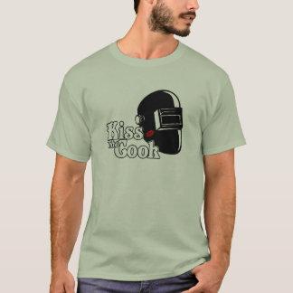 T-shirt Embrassez le cuisinier