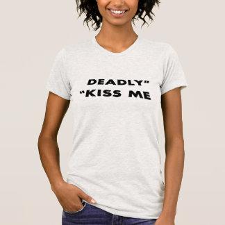 T-shirt Embrassez-moi extrêmement