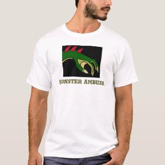 T-shirt Embuscade de monstre