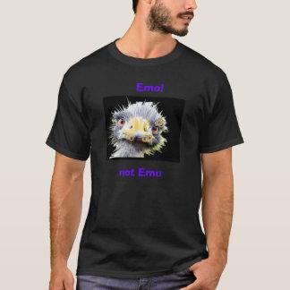 T-shirt Emo ! , pas émeu