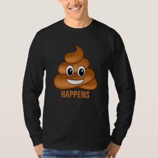T-shirt Emoji de sourire de dunette