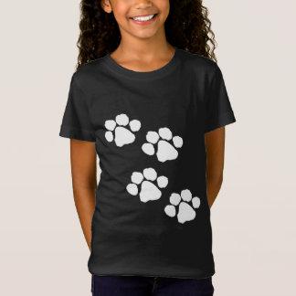 T-Shirt Empreintes de pattes animaux