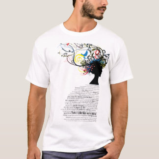 T-shirt En MiCabeza de la Colombie