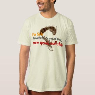 T-shirt En vente, parachute, seulement utilisé une fois,