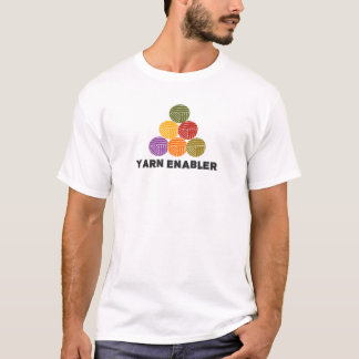 T-shirt Enabler de fil