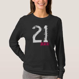 T-shirt Encore anniversaire 21