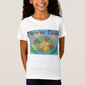 T-Shirt ENFANT DE FLEUR