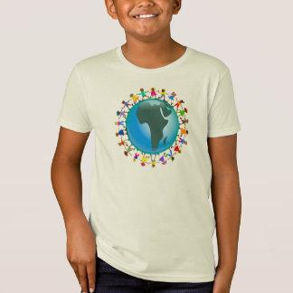 T-Shirt Enfants africains