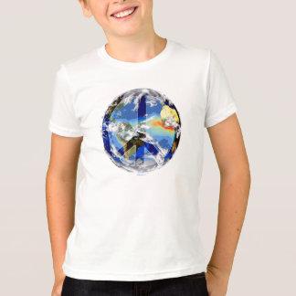 T-shirt Enfants de paix du monde