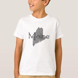 T-shirt Enfants du Maine
