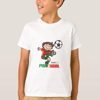 T-shirt Enfants - euro 2012 - le Portugal