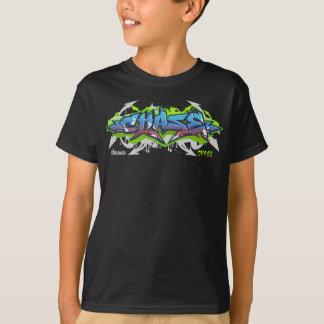 T-shirt Enfants Streetwear : Graffiti de chasse
